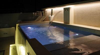 aree benessere piscine